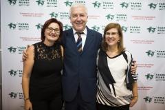 Yolanda Ansón, Antonio Bugeda y Mª José Ruiz.