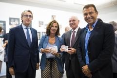 Enrique Ordieres, Cristina Tiemblo, Mateu Tous y Joan Albert Segura.