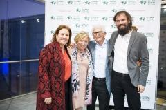 Carmen Mijimolle, Anna Lluch, Joan Ramón Peris y David Turró.