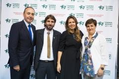 José María Company, Joan Peris, Marta Marichal y Mónica Arego.