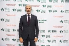Antonio Sanz, del laboratorio Aristo Pharma.
