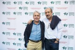 Paco Clemente y Antonio Espejo.