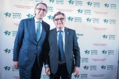 Enrique Ordieres y Ricard Troiano.