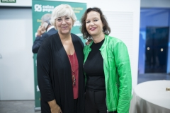 Antonia Moreno y Leire Pajín.