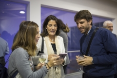 El decanato de la Facultad de Farmacia de la Universitat de València acudió al evento para apoyar a Farmamundi.