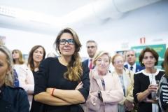 La experta en cooperación internacional, Marta Marichal.