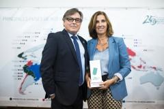 Ricard Troiano y Cristina Tiemblo.