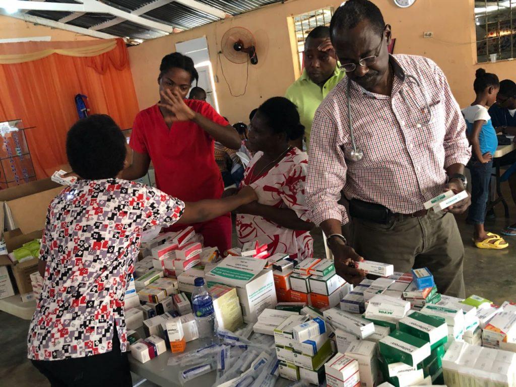 Iniciamos con Mosctha una intervención para reducir el riesgo ante desastres en Haití
