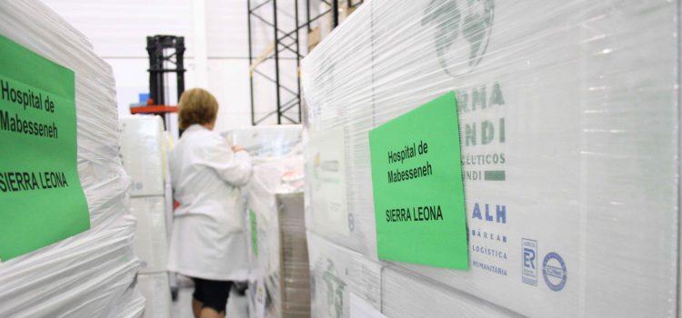 Empleo | Buscamos director/a Área Logística Humanitaria