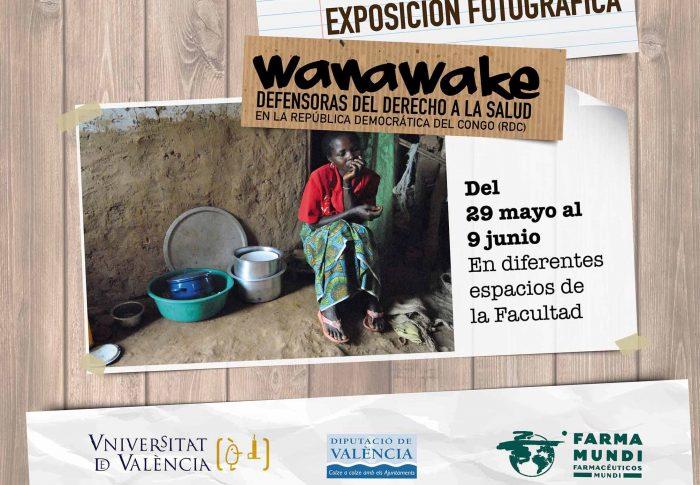 Las mujeres de RD Congo, protagonistas de una exposición de Farmamundi en la Universitat de València