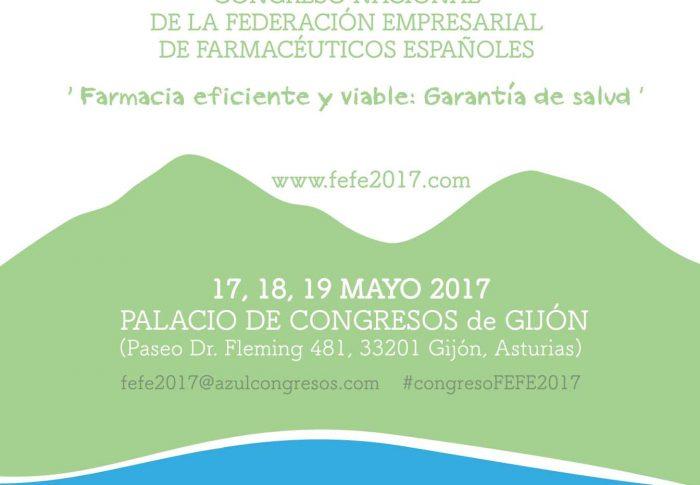 Farmamundi participa en Gijón en el XIV Congreso Nacional de la Federación Empresarial de Farmacéuticos