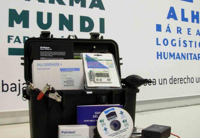 Farmamundi reivindica las buenas prácticas para la donación de medicamentos esenciales