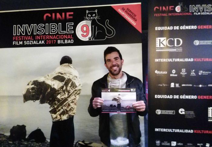 'Historias para contar' recibe la mención especial del jurado del Festival de Cine Invisible Film Sozialak de Bilbao
