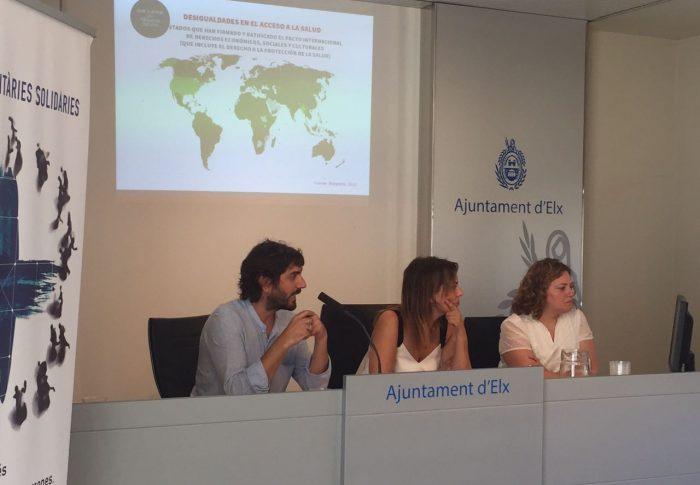 Cuatro ONGD de la Comunitat Valenciana lanzan la campaña 'Xarxes sanitàries solidàries: multipliquem Salut'