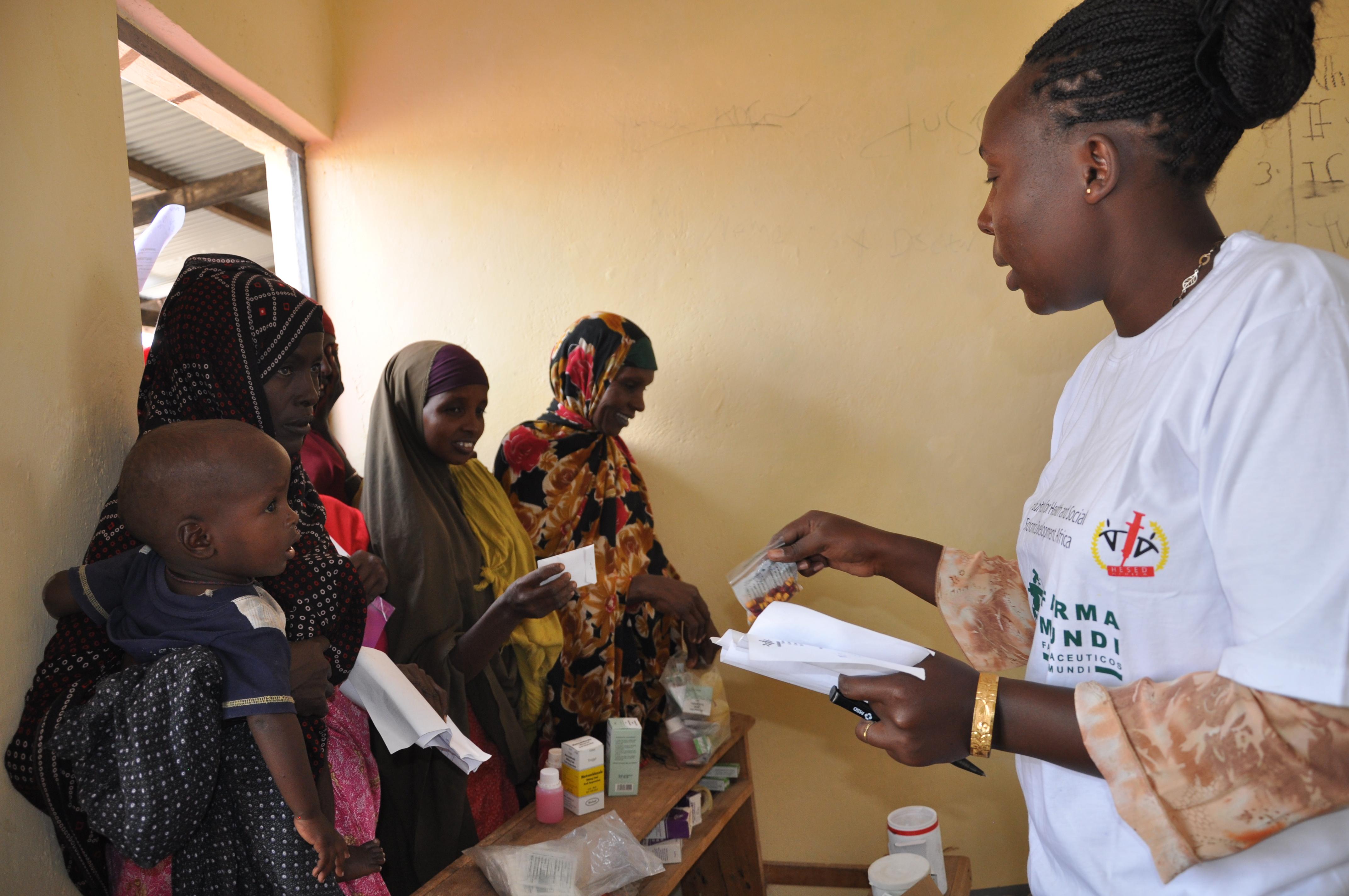 Farmamundi celebra en su 25 aniversario la asistencia sanitaria a más de 16 millones de personas en 70 países