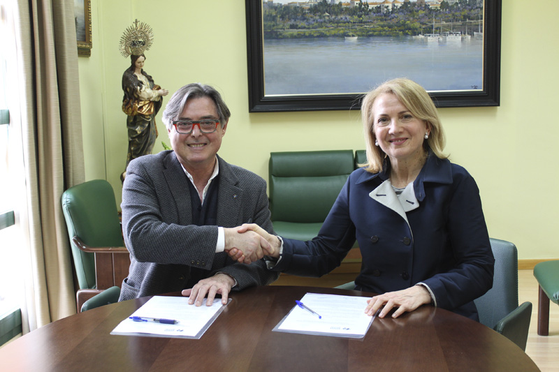 Farmamundi y el Colegio Oficial de Farmacéuticos de Almería han firmado un convenio de colaboración