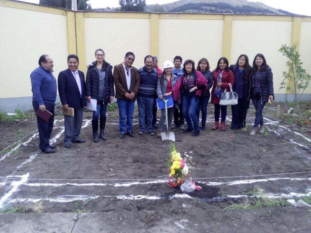 Farmamundi colabora en la construcción de un centro dedicado a mujeres en Perú