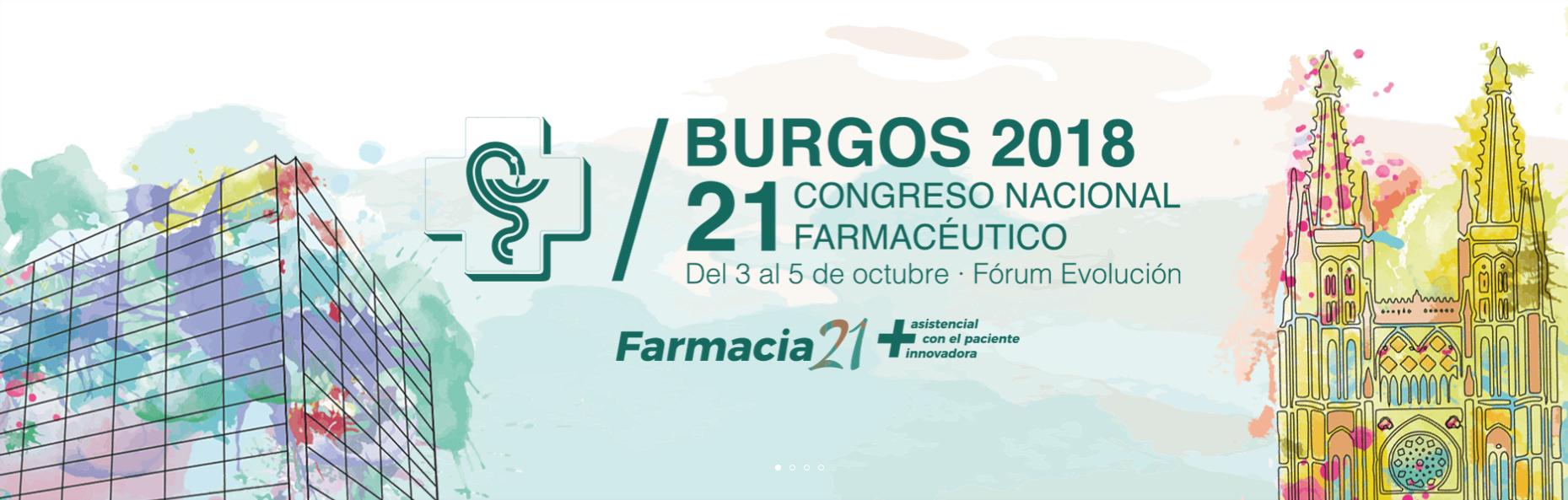 Farmamundi acude al 21 Congreso Nacional Farmacéutico
