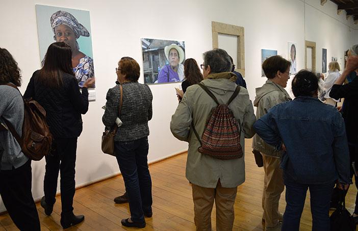 Farmamundi participa en la exposición fotográfica Tecedoras do Cambio