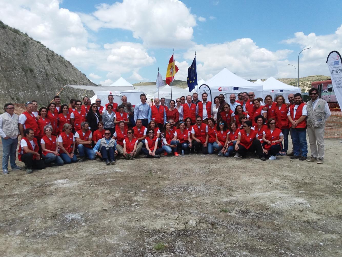 Participamos en el nuevo hospital para emergencias EMT2 que gestiona la Cooperación Española