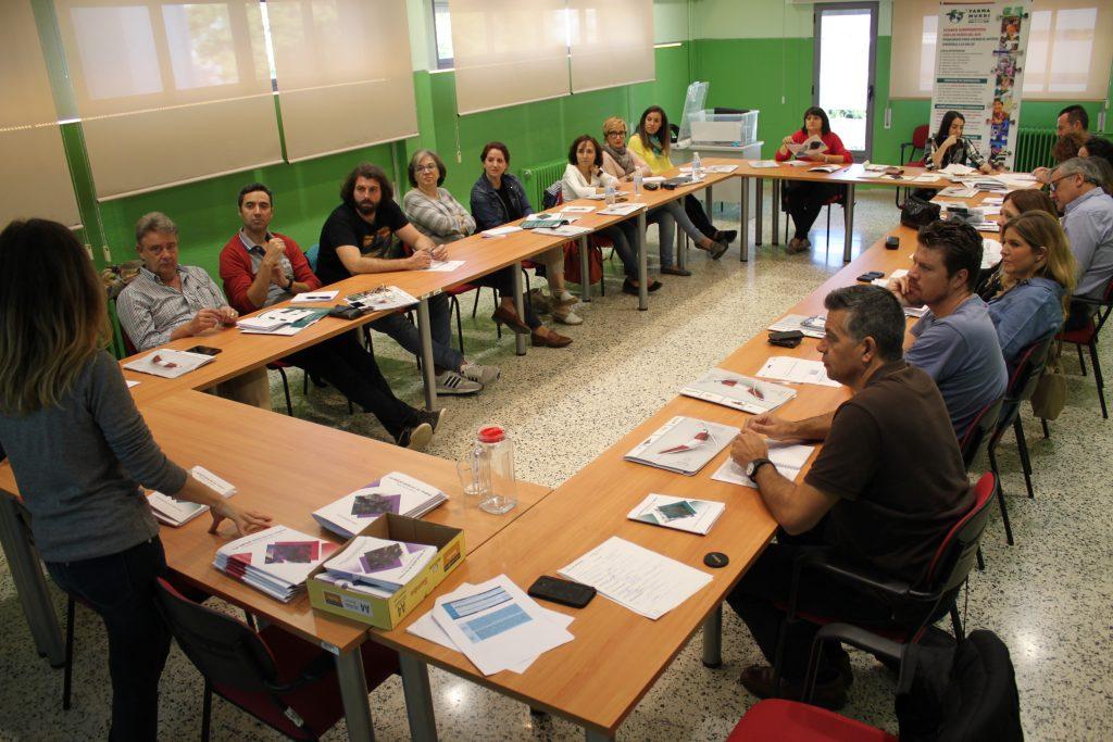 Farmamundi ha realizado talleres de formación con profesorado en Andalucía