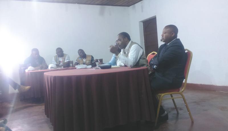 Farmamundi asiste a las reuniones coordinadas por el Ministerio de Sanidad en Congo