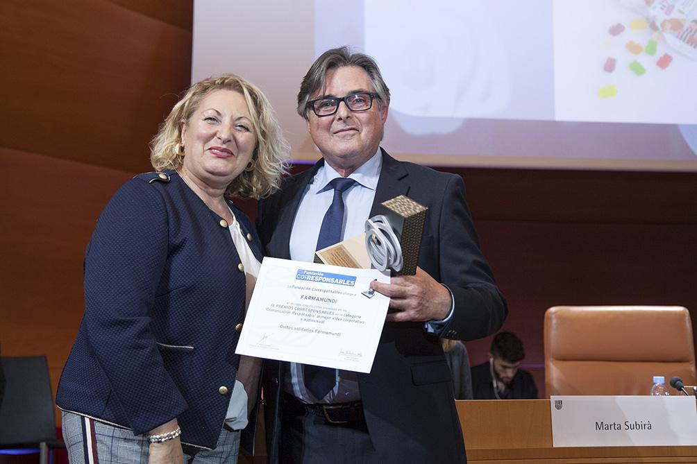 El spot de la campaña Ositos solidarios, mejor audiovisual en los IX Premios Corresponsables