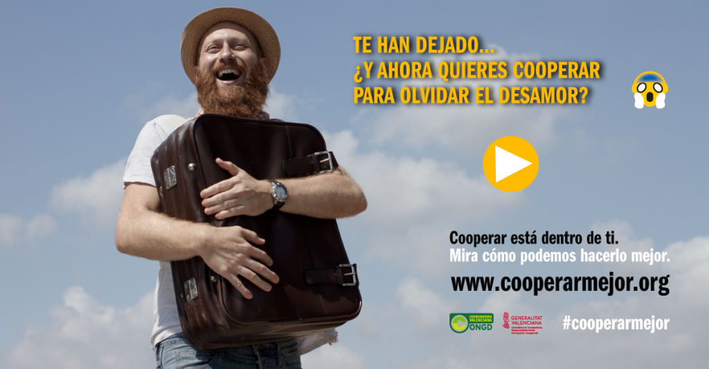 Farmamundi participa en la campaña #Cooperarmejor