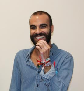 La Diputación de Córdoba reconoce la labor del voluntario de Farmamundi Javier Sánchez