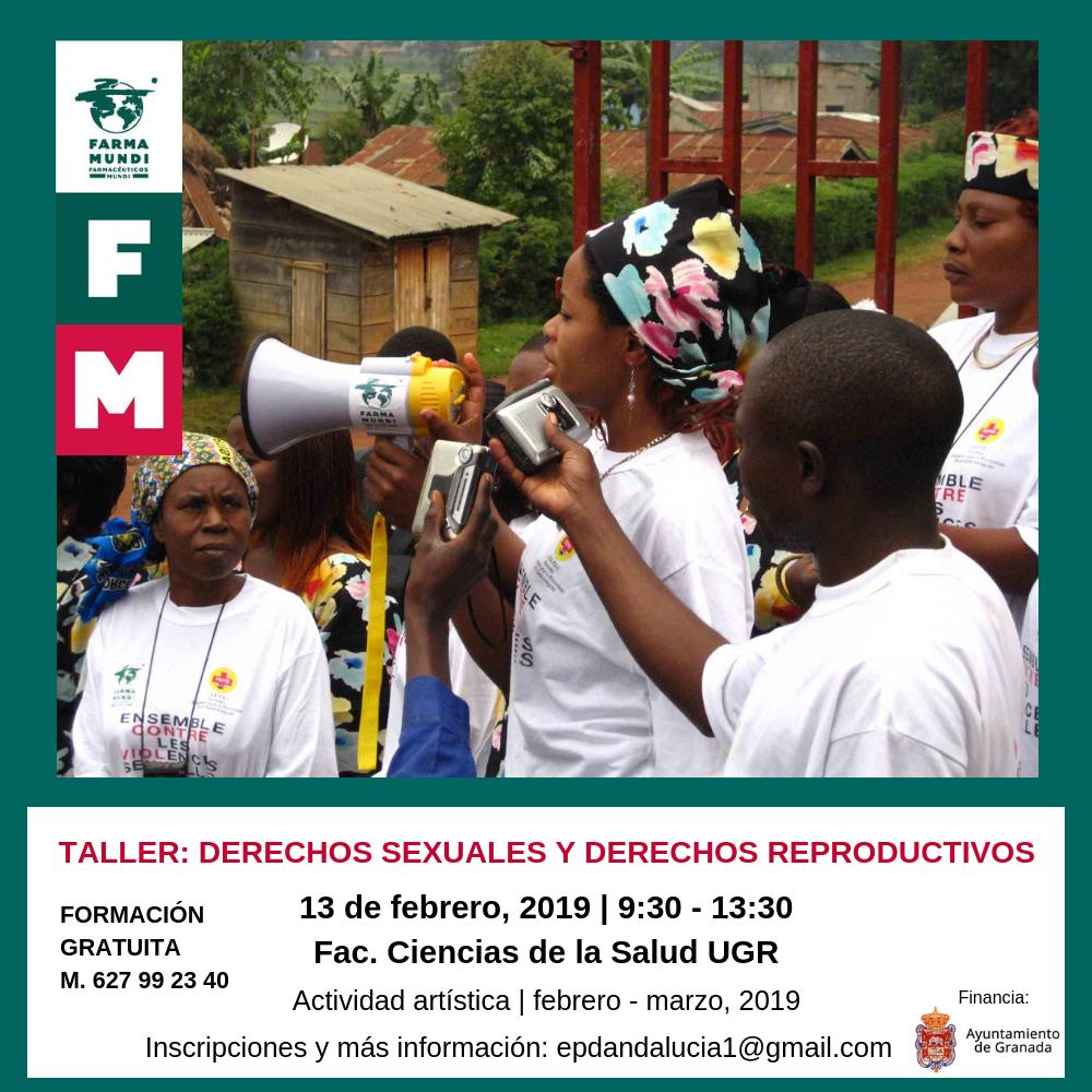 Tercer día de formación del curso sobre Movilización global por los derechos sexuales en Granada