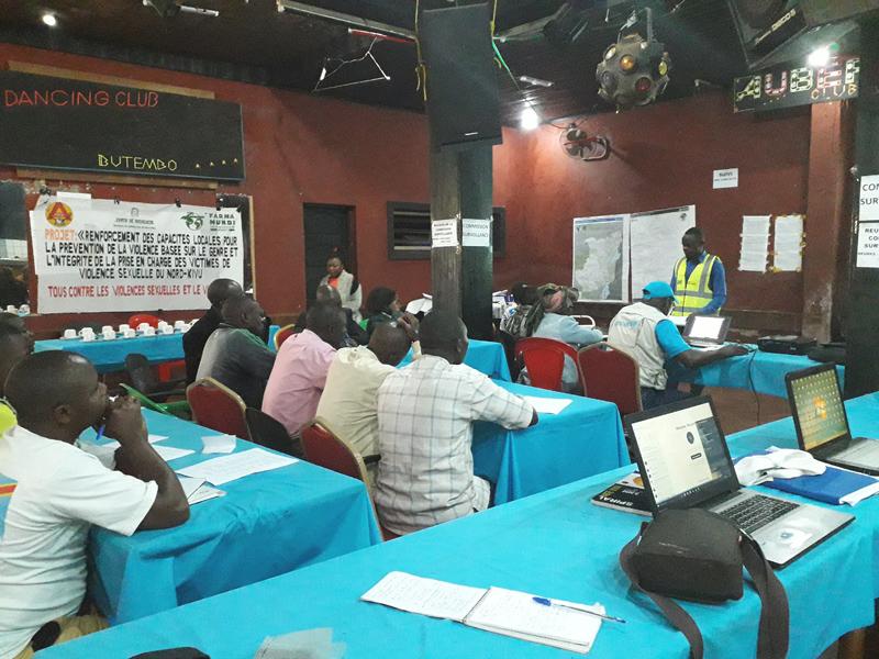 Farmamundi ha apoyado el plan de contingencia a través de las sesiones de sensibilización