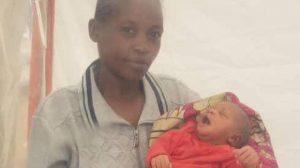 Sylvana es el ejemplo de la esperanza en el brote del ébola en la República Democrática del Congo