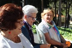 Encuentro de mujeres rurales, dentro del proyecto SaludFem