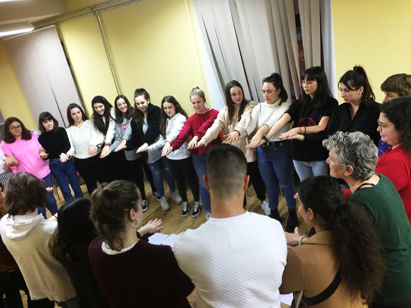 Asturias | El Aprendizaje y Servicio Solidario universitario unido a colectivos sociales
