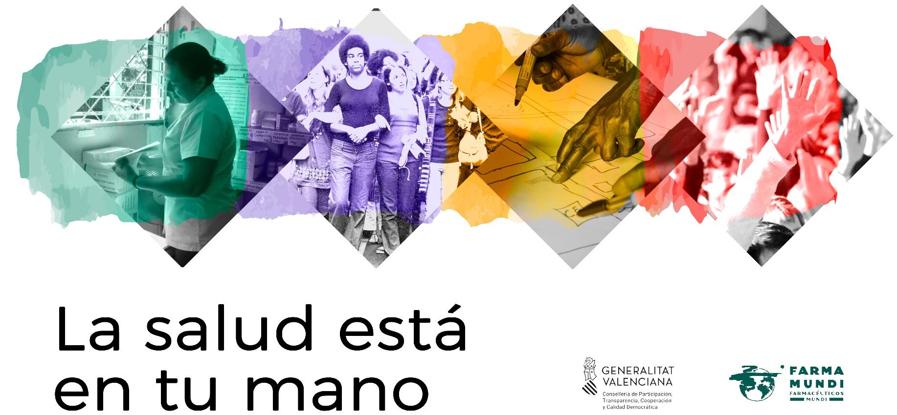 Proyecto La salud está en tu mano de educación para el desarrollo realizado por Farmamundi