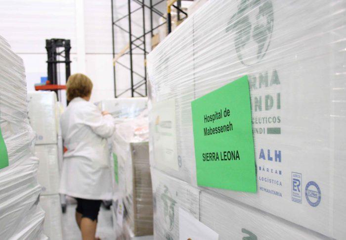Empleo   Buscamos director/a Área Logística Humanitaria
