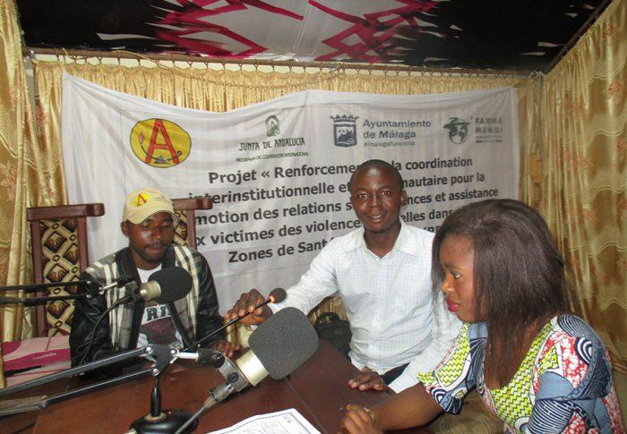 Farmamundi consolida su trabajo en prevención y asistencia de víctimas de violencia sexual en RD Congo