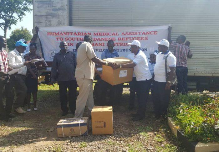 La ONG Farmamundi y la Generalitat Valenciana refuerzan los servicios de salud del Hospital de Adjumani