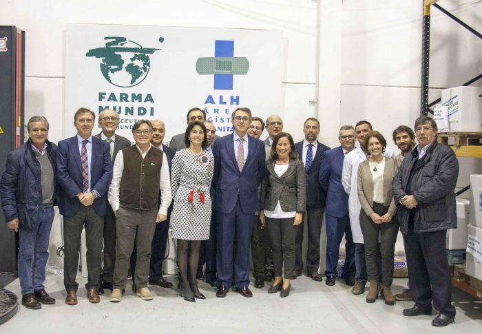Cinfa y Farmamundi renuevan su alianza tras doce años de apoyo ininterrumpido