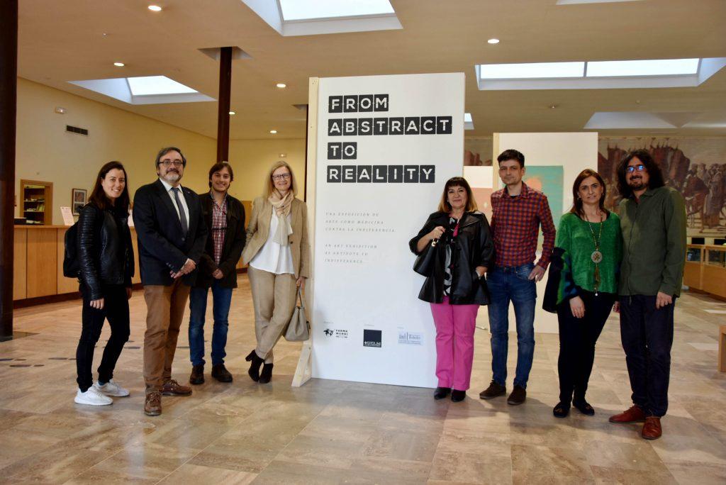 A la presentación de la exposición en Toledo han acudido representantes institucionales