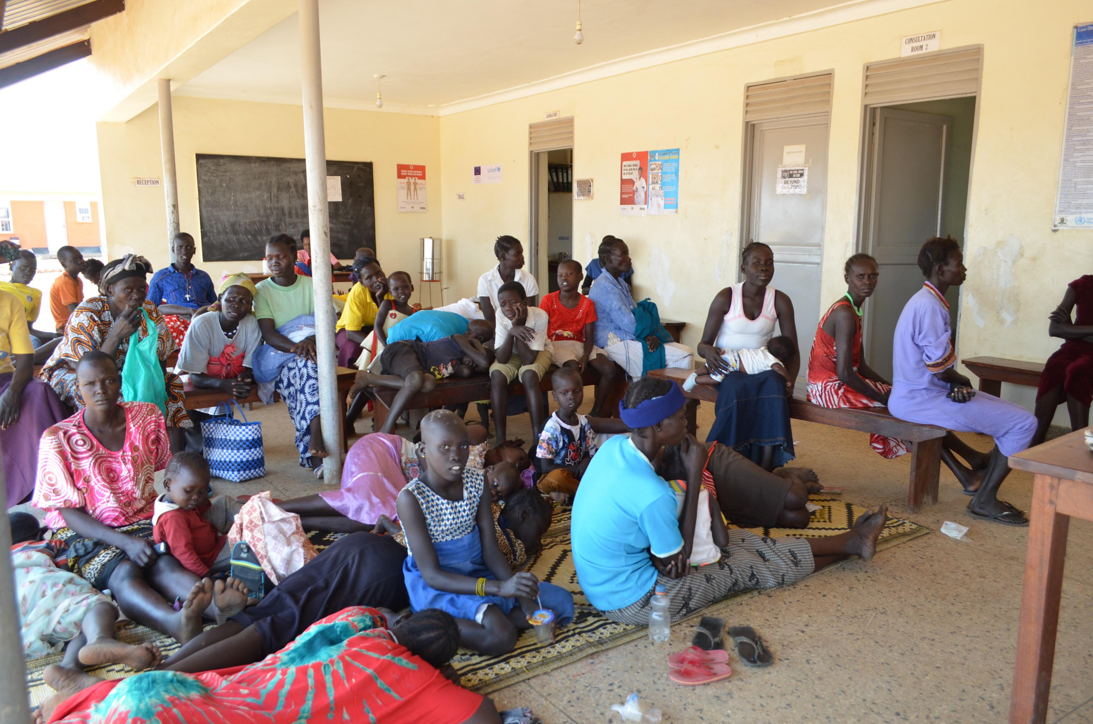 Ofrecemos atención sanitaria urgente en Uganda con el apoyo del Ayuntamiento de Córdoba