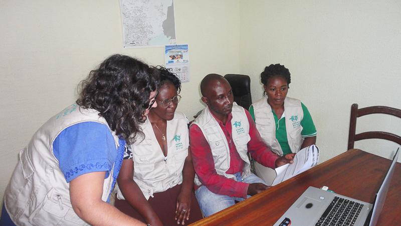 Brote de ébola | Ana María Pérez desde Kivu Norte, en RD Congo