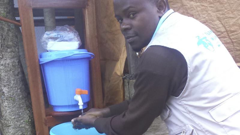 Brote de ébola | El equipo Farmamundi desde Kivu Norte, RD Congo