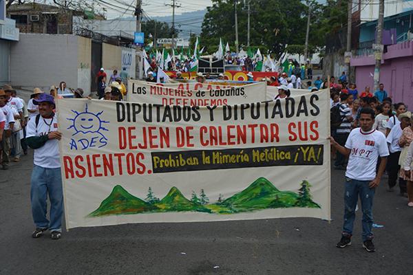 El Salvador | Érase y es una lucha por la vida