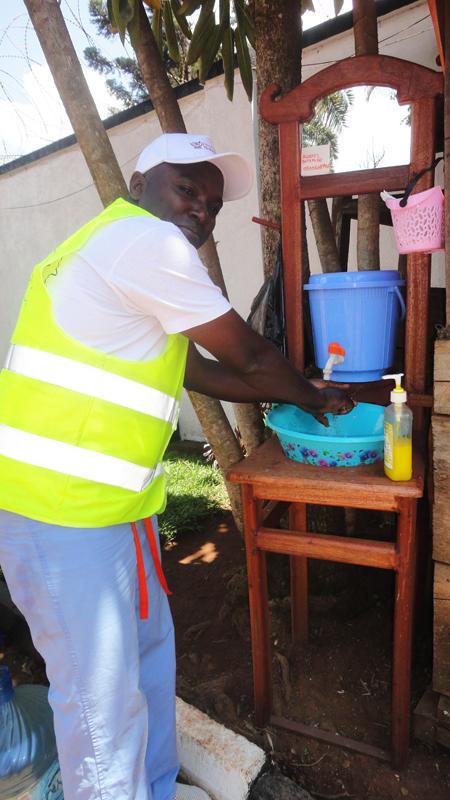 Todos los días se comprueban que las medidas de contención para ébola son adecuadas