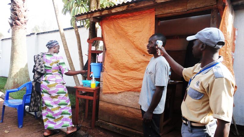 Epidemia de ébola | El día a día del equipo de Farmamundi en RD Congo
