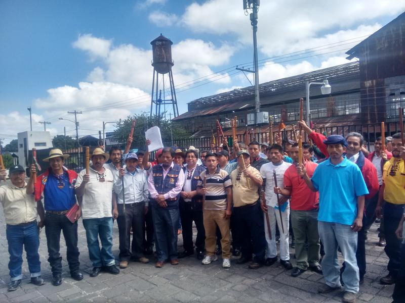 Organizaciones comunitarias de Guatemala inician en Barcelona una gira europea de incidencia y defensa de los derechos humanos