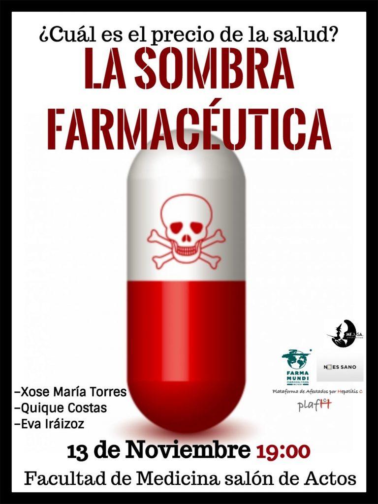 Farmamundi participa en la mesa redonda 'La sombra farmacéutica'