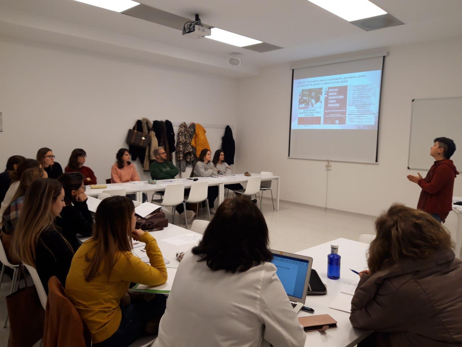 Formación sobre violencias sexuales y de género