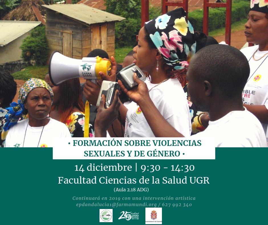 Farmamundi prepara la segunda sesión de la formación sobre movilización contra las violencias sexuales a escala global